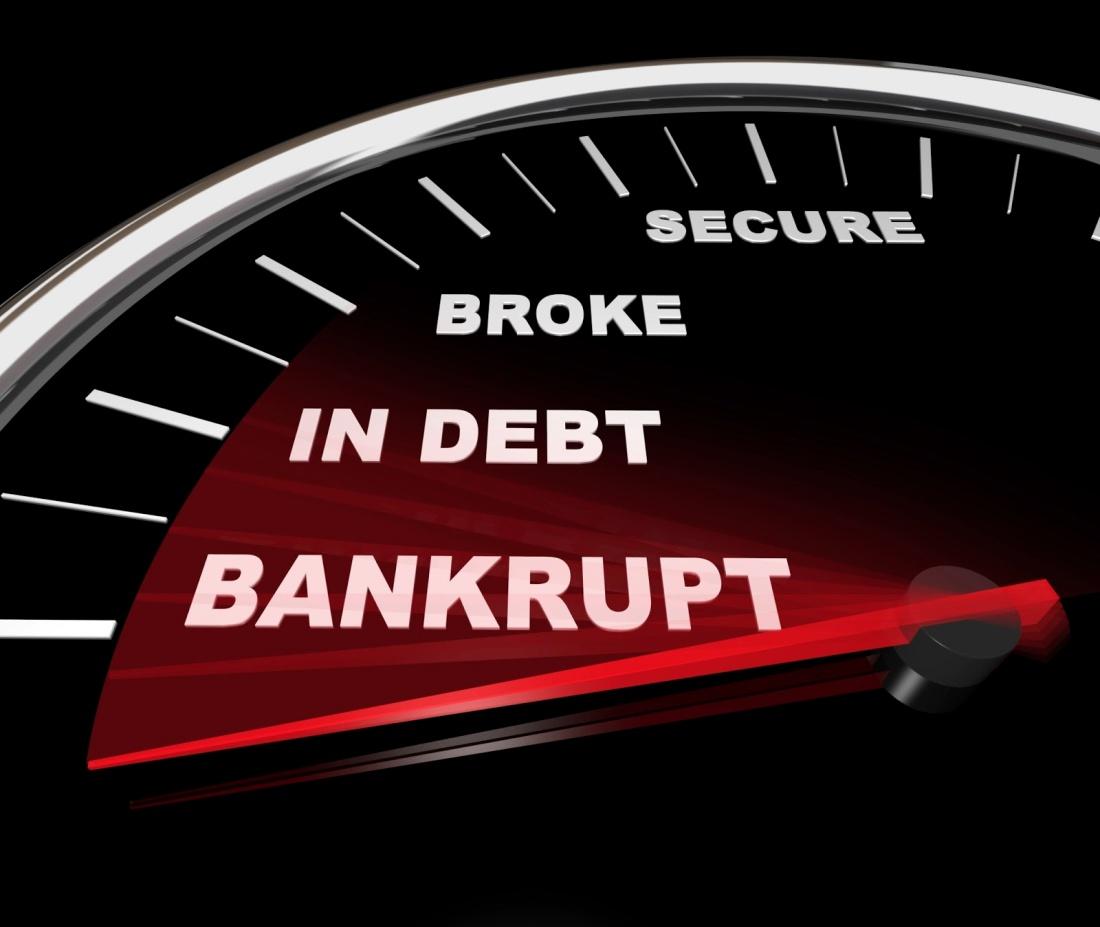 BankruptSpedometer
