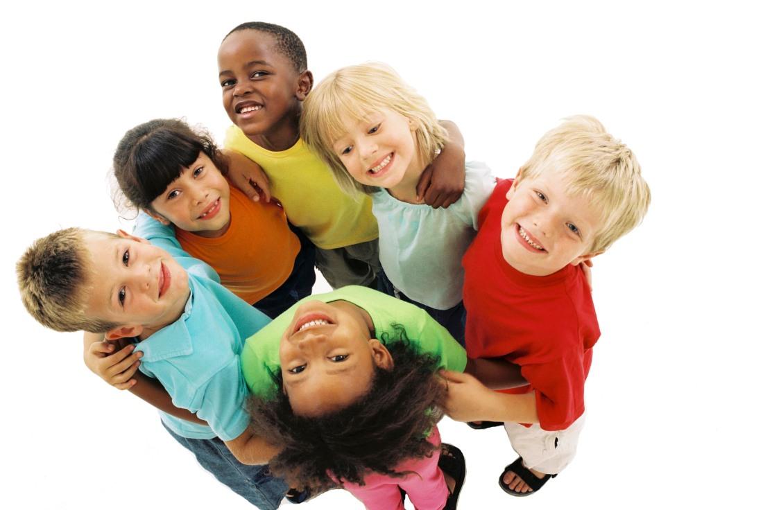 children-in-circle