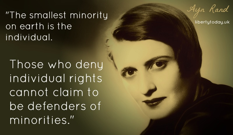Ayn Rand #InternationalWomensDay