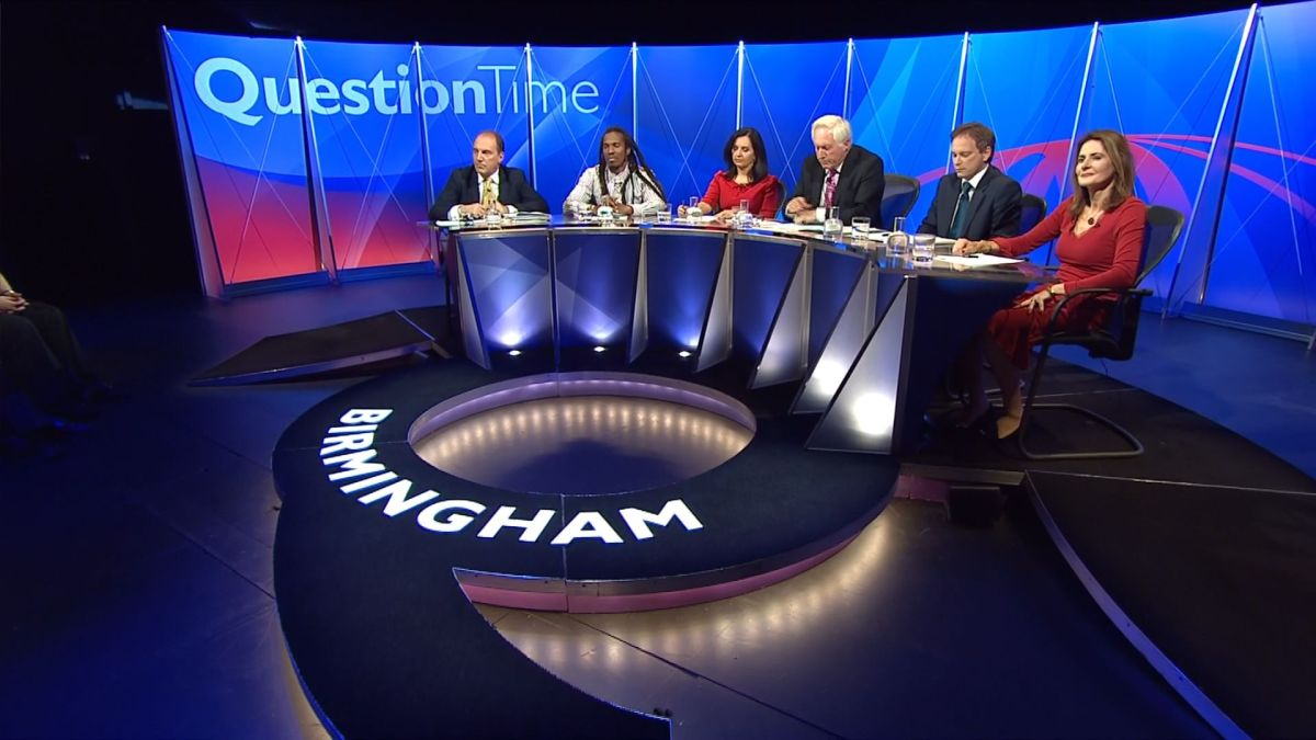 BBC Question Time is Bad For Your Brain